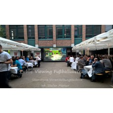 Public Viewing Paket 1 7000 Ansi Lumen