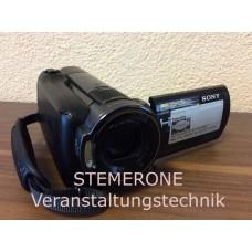 Videokamera SONY HDR xr 500 mieten