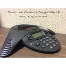 Telefonspinne mieten Polycom VTX 1000