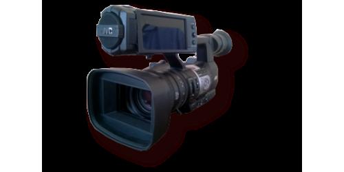 Verleih professionelle Videotechnik