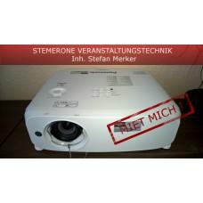 FULLHD Projektor Panasonic 5000 Lumen leihen